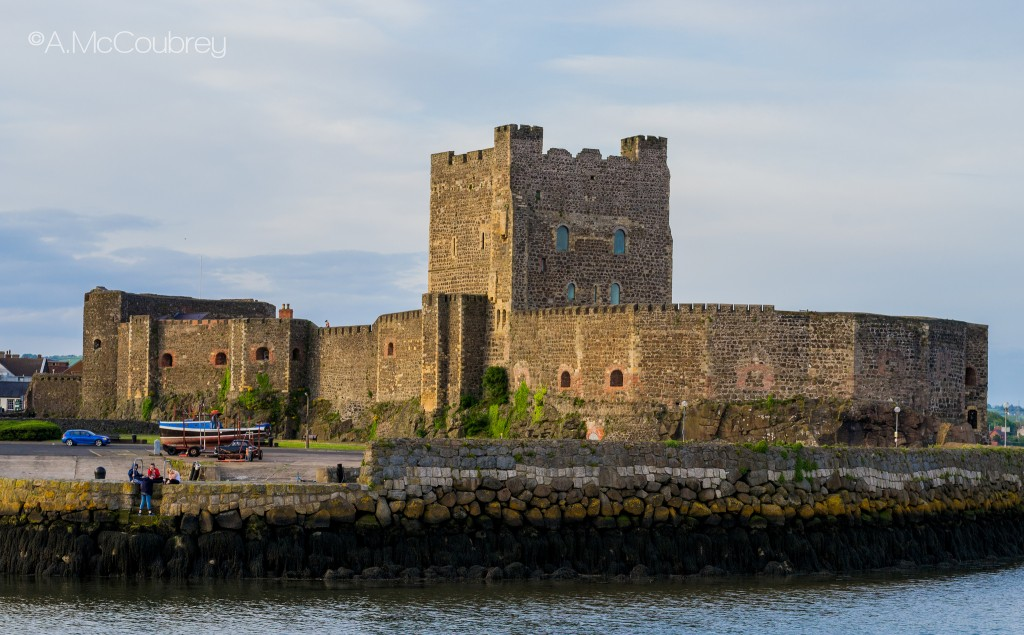 Carrickfergus Castle, Northern Ireland. Photo by Andrew McCoubrey, CC-BY-NC-ND 2.0.