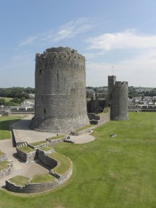 Pembroke Castle keep