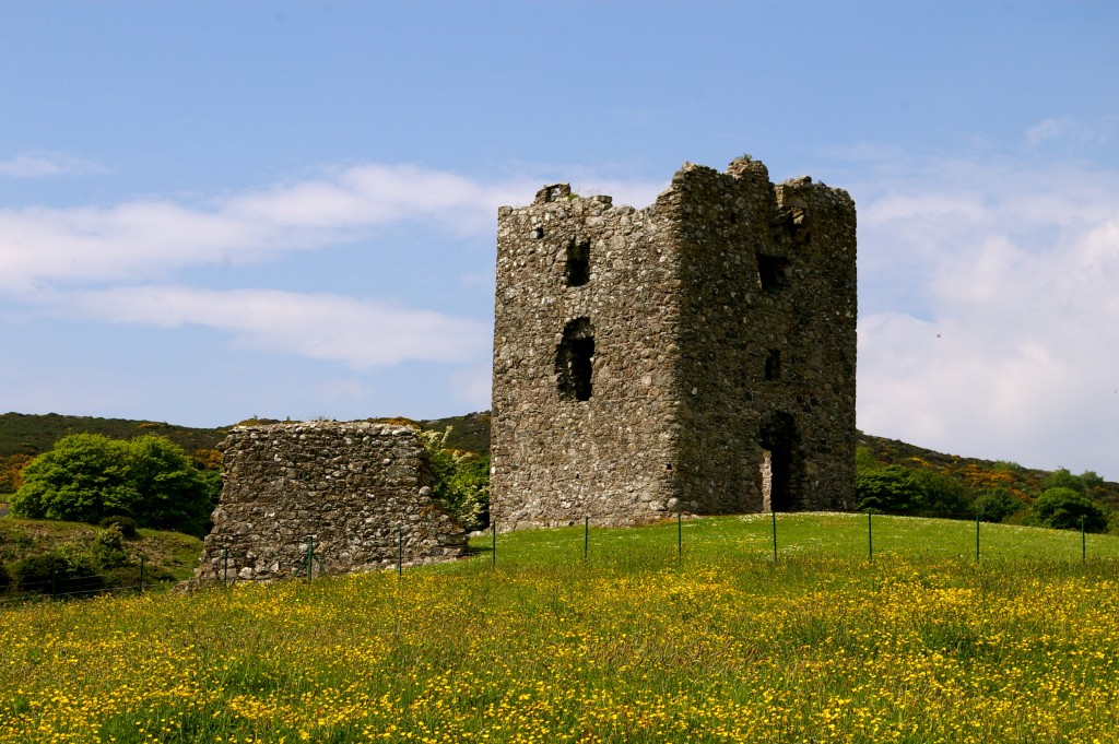"""Moyry Castle"" by IrishFireside, licensed CC BY 2.0."