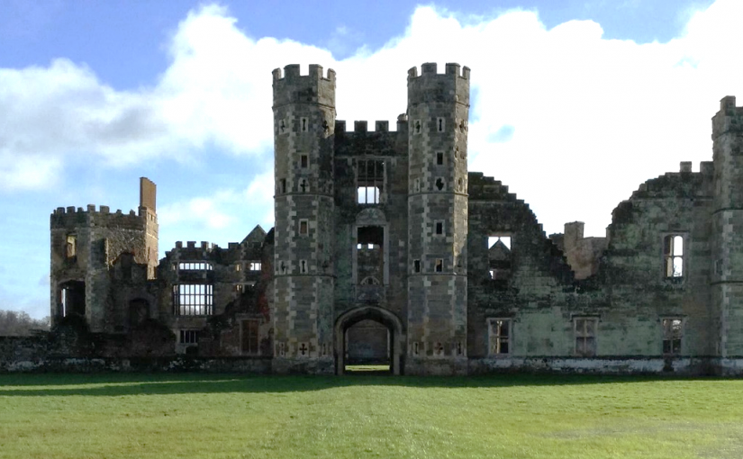 Tudor Castles and the Use of the Past