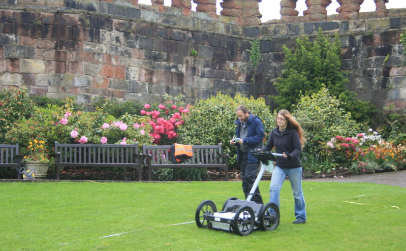 Exploring Shrewsbury Castle