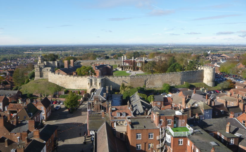 Lincoln Castle Revealed – The 3-D Reconstruction of the 12th-Century Castle