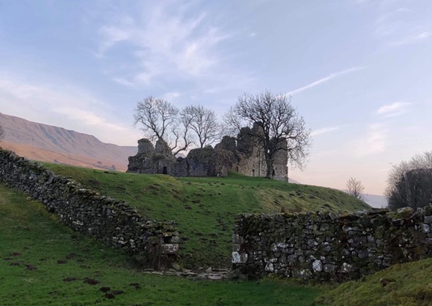 Pendragon Castle: the REAL Arthurian heritage