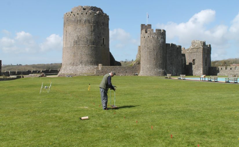 Geophysics and Castles: An Introduction
