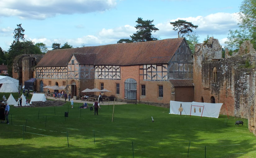 Barns in the Bailey: Agricultural buildings within castles