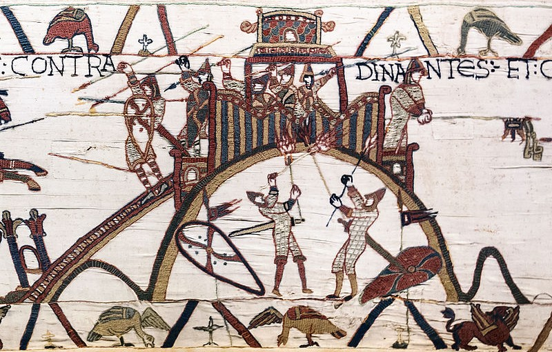 1066: castles and the Norman Conquest