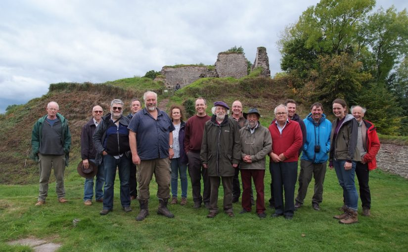 Clifford: investigating one of England's oldest castles