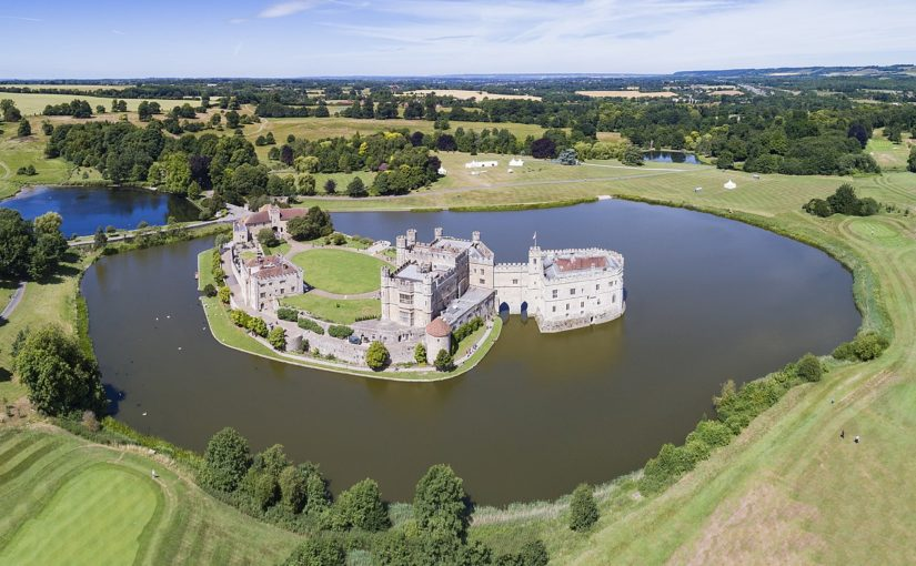 The Castles that held Magic at Bay