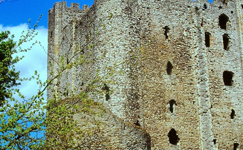 Kings, barons, miners and inedible pigs: the great siege of Rochester in 1215 now on video!