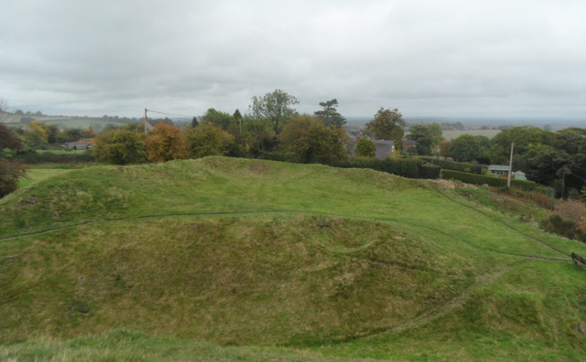 A castle in context: exploring the settlement context of Castle Pulverbatch