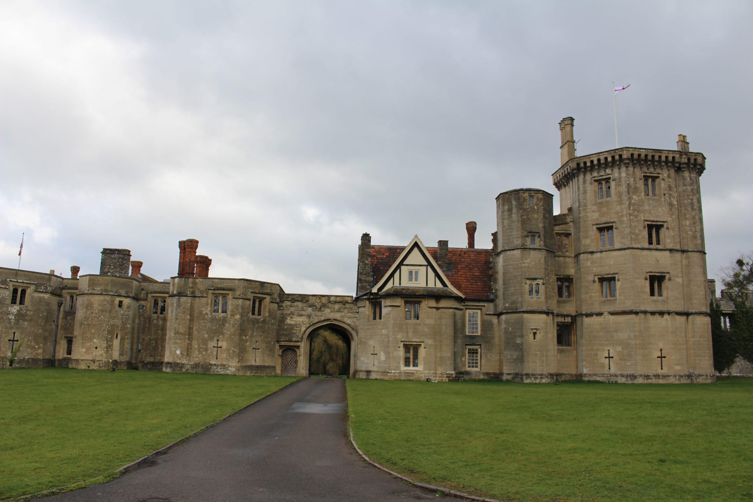Archiving at a Tudor Castle – Thornbury