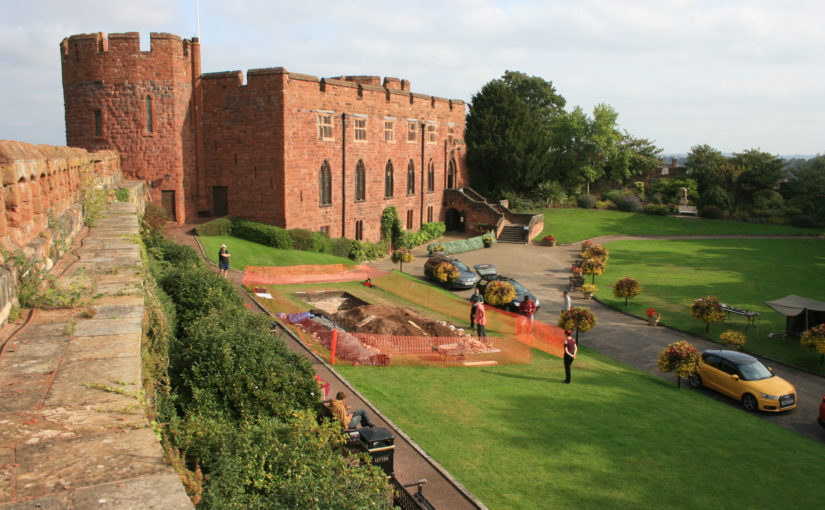 Shrewsbury Castle – more than meets the eye