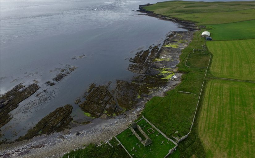 Is the The Wirk a Castle? Archaeological investigations in Rousay, Orkney
