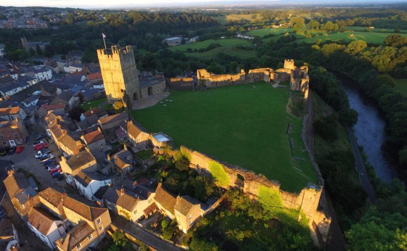 Revealing Richmond Castle's Secrets: Excavation Starting Monday 19 July