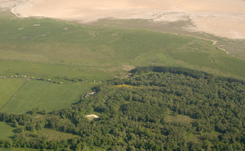 Medieval Climate Change at Caerlaverock – Fieldwork Week Two