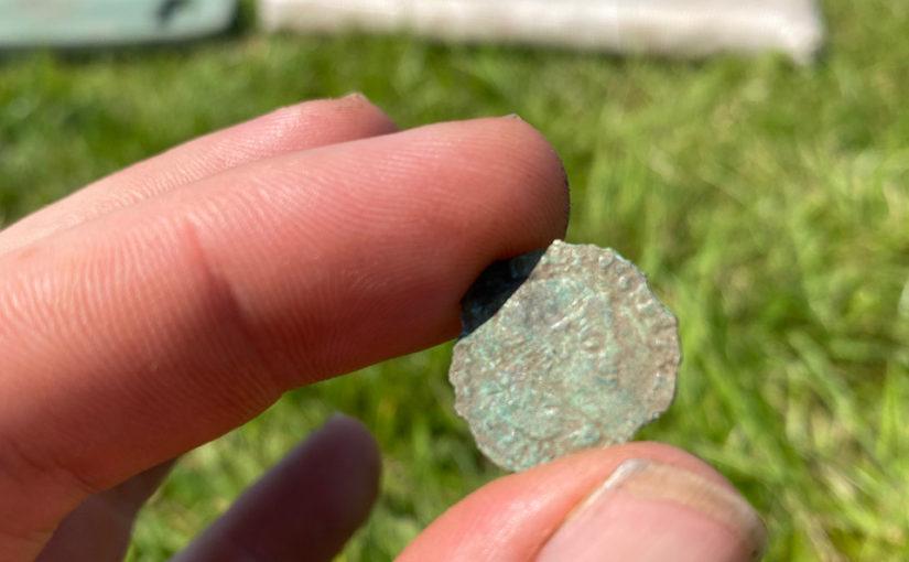 Richmond Castle Excavations Day 4: Big digging and big rewards!